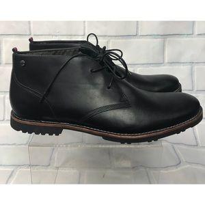NEW Timberland Anti-Fatigue Chukka Leather Boots